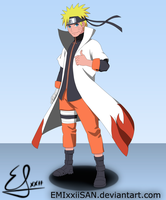 Naruto - The last future by EMIxxiiSAN