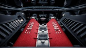 Ferrari 458italia powerplant by NasG85