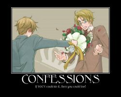 USUK Confession Motivational by AnimeOtaku45