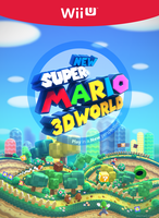 New Super Mario 3D World Promotional Poster!!! by CoolAsEiz