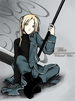 FMA : In blue by dezequs