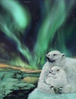 Northern Light PS by nosoart