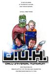 D.U.H. One Sheet by RobD4E
