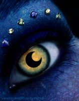 Eye of the Night by Karolina1305