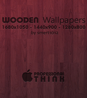 Wooden Wallpapers by smert1012