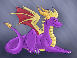 spyro finished by werespyro