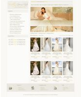 Wedding Gowns Shop by virulentguilt