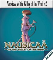 Nausicaa of the Valley of the Wind  v2 by TRABLUSKAR