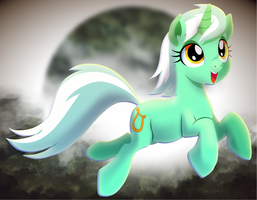 Lyra Hop by mywatercolorheart