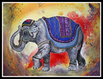 Haathi by SunStateGalleries