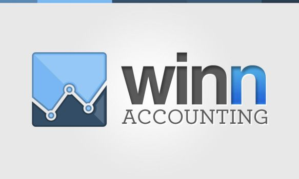 Winn Accounting Logo by ipholio