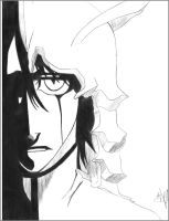 Ulquiorra Schiffer by MarFlower