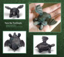 Tara the TortGoyle by Nightlyre
