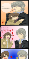 Junjou Romantica - Completely Out Of Character... by LittleKittyLionheart