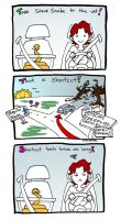 The Epic Adventures of... Steve Snake? by Kenthayle