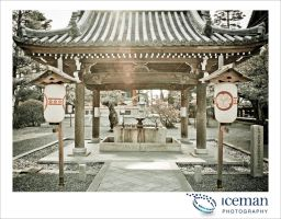 Nanzen-Ji Shrine by IcemanUK