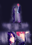 BLEACH ch423 p18 - IchiRuki by Amy-corE