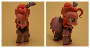 FOR SALE Burlesque Pinkie Pie by JetGirl87