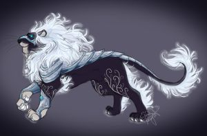 Lion Concept by PsychicPsycho