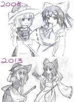 5 Years of Nothing by miwol