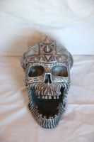 Metal Skull V by StarSlateStock