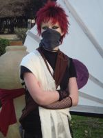 Gaara-chan by WillowTreeWitch