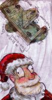 The Last Temptation of St Nick by datonel