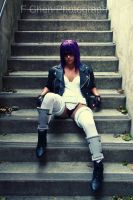 Major Kusanagi Motoko by GinaBCosplay