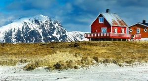 Lofoten House by cwaddell