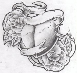 Tattoo Designs With Hearts