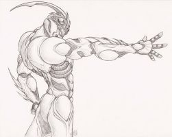 Guyver Maximus by MaximumOverdrive