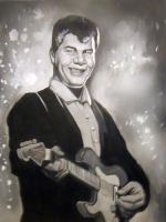 Ritchie Valens by SketchMonster1