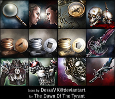 Moar Icons by dessavk