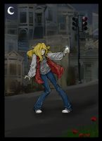 Dancing in the Street by jackeyfaber