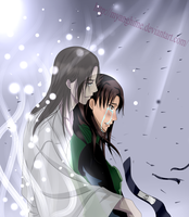It is a beginning, not an end (Neji and TenTen) by MyangHime