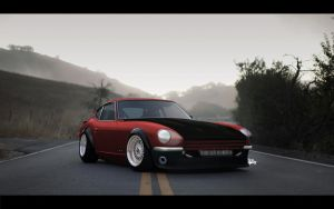 Datsun 240z by arp4nd4