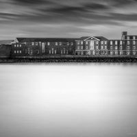 Harbour Buildings by AntonioGouveia