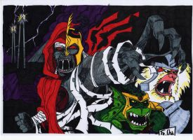 mumm ra the ever living by fernandochapado
