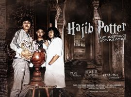Hajib Potter II by tetehrocker