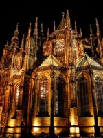 Prag - St. Veits Dom II by pingallery