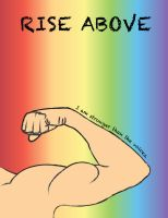 Rise Above by meggierenee