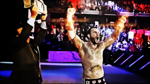 CM Punk - Im The Best In The World by Naif1470