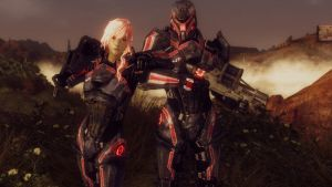 N7 Destroyer Team by lsquall