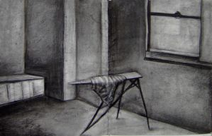 Ironing board by ArtisticEric