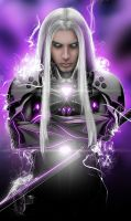 Sephiroth - SpiritDay Version by IIIustrathor