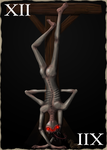 The Hanged Man by Shooter--Andy