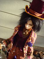 Mad Hatter by Synyster-Bert