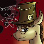 Baryonsweep Gift Art/Icon by SpeedyandRose
