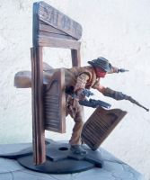 Daniel-F.F.M game,action figure collectible by Eddie2B