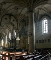 Church of the Holy Cross II by krychu84